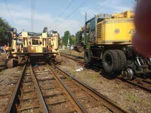 finanțare pentru calea ferată licitații la CFR restricția de viteză la Lugoj