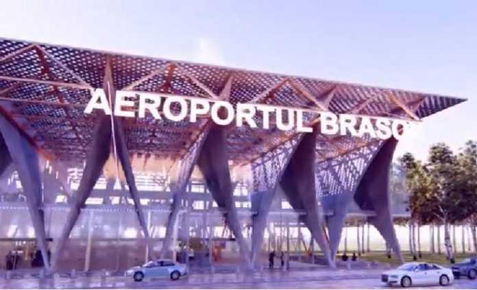 trenul la Aeroportul Brașov licitația pentru calea ferată spre Aeroportul Brașov calea ferată spre Aeroportul Brașov linia ferată spre Aeroportul Brașov viitorul Aeroport Galați