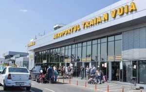 centru intermodal de marfă la Aeroportul Timișoara legătura feroviară la Aeroportul Timișoara viitorul Aeroport Galați