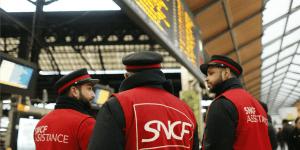 angajări în Franța și Belgia Greva feroviară din Franța grevă la SNCF grevă feroviară în Franța