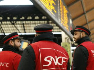 șomaj parțial pentru feroviarii francezi angajări în Franța și Belgia Greva feroviară din Franța grevă la SNCF grevă feroviară în Franța