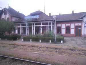 electrificare în Ungaria