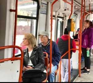 tramvaie turcești la București