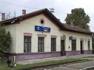 gară modernizată