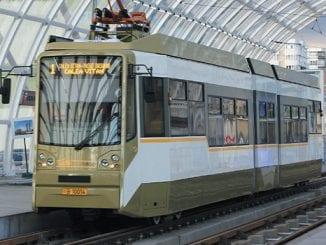licitația pentru tramvaie de 18 metri