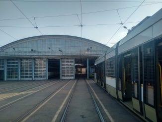 STB repară acoperișuri de depouri Zilele Feroviare la Depoul Dudești