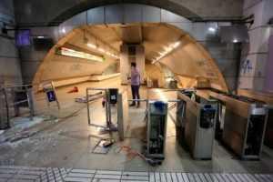 metroul din Santiago de Chile violențe la Santiago de Chile