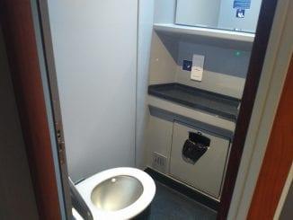 licitații la CFR Călători WC-urile ecologice din trenuri WC ecologice ale CFR Călători
