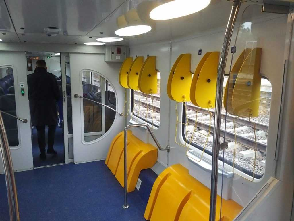 vagoane modernizate la CFR Călători