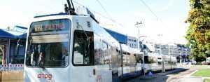 tramvaiul Annemasse-Geneva