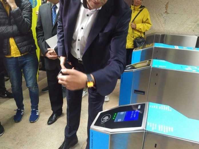 plata cu cardul la metrou