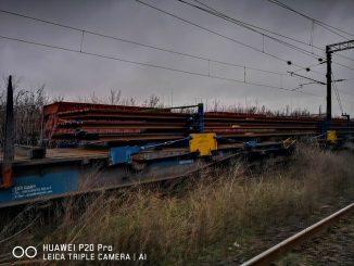 CFR vrea să cumpere șină dublarea căii ferate Mogoșoaia-Balotești