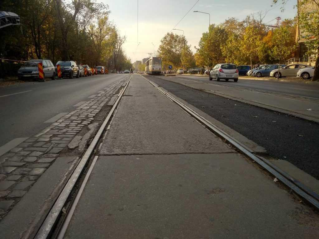 Gabriela Firea pentru tramvaie