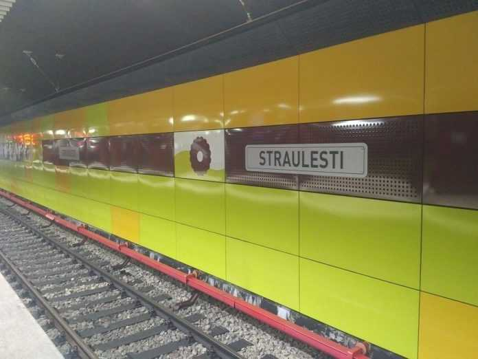 Cătălin Drulă despre Metrorex mai multe trenuri pe Magistrala 4 metroul nu va circula de Înviere materiale de protecție la metrou