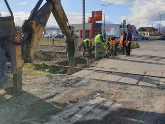 modernizarea trecerilor la nivel treceri de cale ferată din Constanţa
