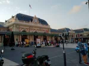atenționare de călătorie pentru Franța