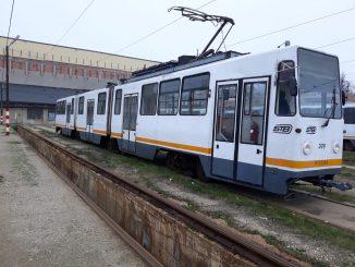 licitații lansate de STB curățenie în tramvaie