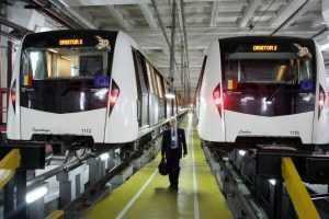 licitația Metrorex de mentenanță reviziile trenurilor de metrou licitația pentru mentenanța ramelor de metrou revizia la trenurile Bombardier acord Alstom-Metrorex