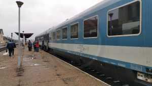 trenuri internaționale suspendate tren Satu Mare-Viena