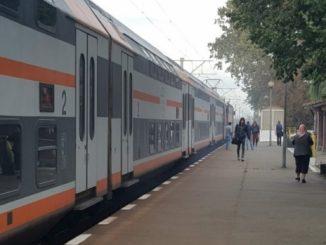 reduceri tarifare la CFR Călători trenuri suburbane București-Buftea facilitate pentru navetiști