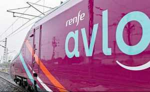 lansarea trenurilor spaniole AVLO