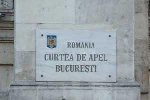 Curtea de Apel București suspendă activitatea