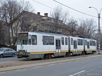 modernizarea liniilor de tramvai