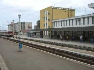 modernizarea căii ferate Caransebeș-Arad fibră optică pe calea ferată