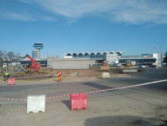 Circulația la Aeroportul Otopeni trafic deviat la Aeroportul Otopeni