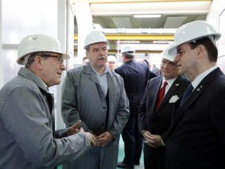 Ludovic Orban a vizitat Softronic