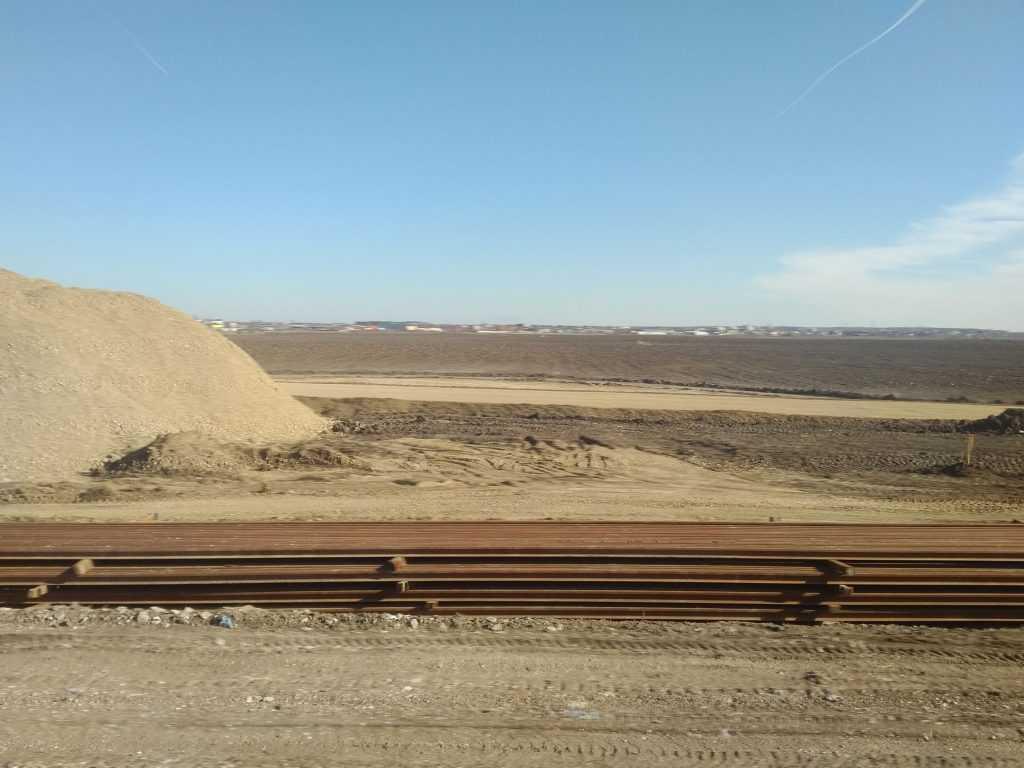 conexiunea feroviară București-Otopeni