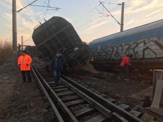 deraierea de la Drăgănești Olt traficul feroviar București-Craiova