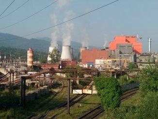 cale ferată industrială