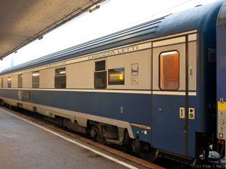 Trenul de noapte București-Budapesta
