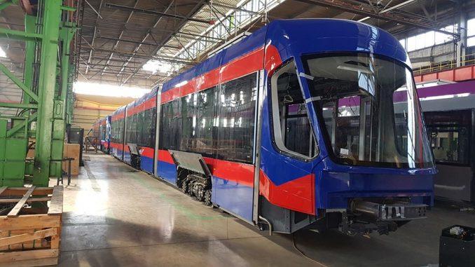 tramvaie noi pentru Oradea