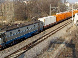 operatorii feroviari controale la trenurile de marfă