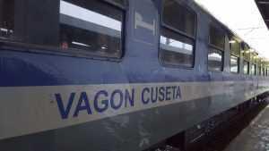 trenurile speciale pentru Austria Ordonanța Militară 2 nevăzător la vagonul cușetă