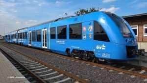 trenuri cu hidrogen în Austria