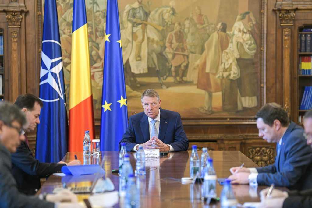 foști miniștri ai Transporturilor rectificarea bugetară Lucian Bode la Palatul Cotroceni