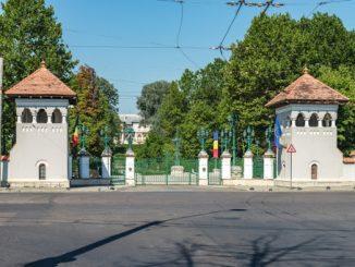 Linia ferată Constanța-Gdansk Cătălin Drulă la Palatul Cotroceni Lucian Bode la Palatul Cotroceni