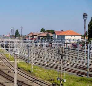 interoperabilitate pe Curtici-Sighișoara infrastructura feroviară din Arad Brașov-Sighișoara cu trenul linia ferată Brașov-Sighișoara
