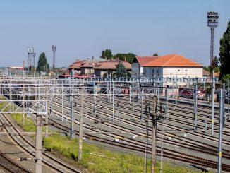 Brașov-Sighișoara cu trenul linia ferată Brașov-Sighișoara