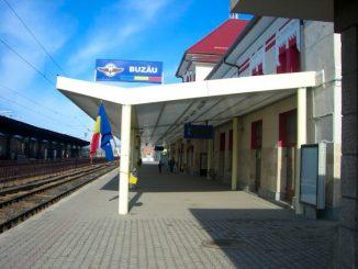 Primăria municipiului Buzău a anunțat că vineri, 11 septembrie, vor avea loc manifestări pentru aniversarea a 150 de ani de cale ferată la Buzău lucrări la Gara Buzău