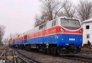 locomotive pentru Calea Ferată din Moldova
