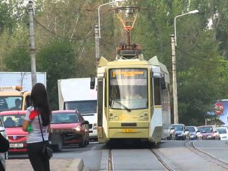 tramvaie de noapte în București coronavirus la STB programul STB de Paști Se reduce parcul STB mai puține tramvaie STB modernizarea liniei de tramvai