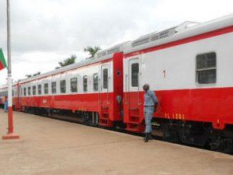 cursuri feroviare în Camerun