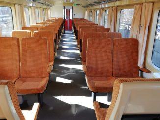 rezervarea locurilor în trenuri
