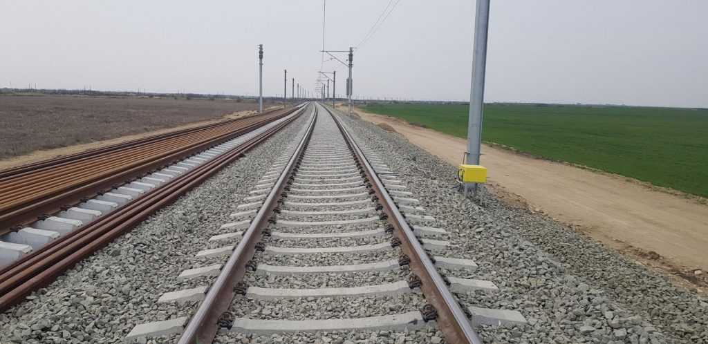caniculă la calea ferată linie ferată modernizată densitatea rețelei de cale ferată