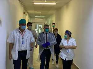 ATI la Spitalul CF Witting coronavirus la Spitalul CF Witting Ziua Mondială a Sănătății