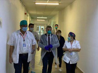coronavirus la Spitalul CF Witting Ziua Mondială a Sănătății